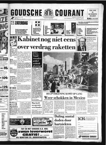 Goudsche Courant 1985-09-21