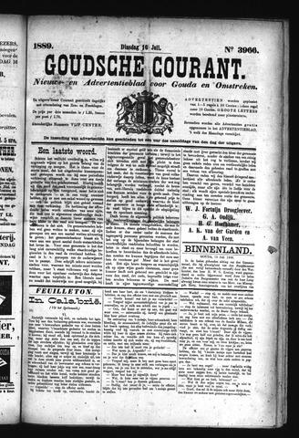 Goudsche Courant 1889-07-16