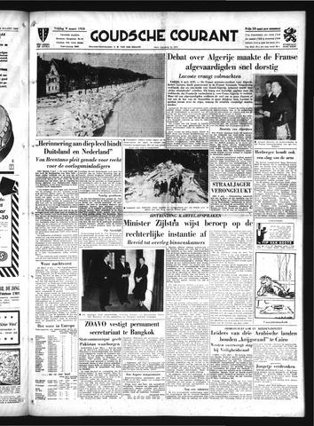 Goudsche Courant 1956-03-09