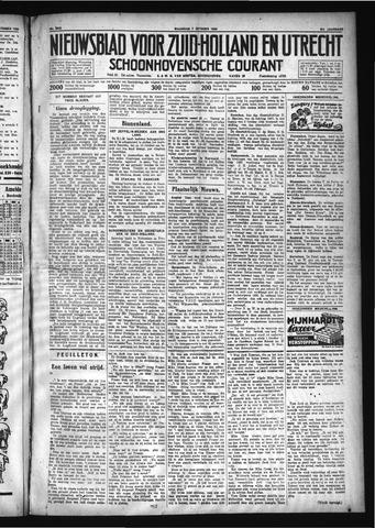 Schoonhovensche Courant 1929-10-07