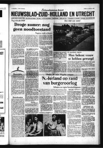 Schoonhovensche Courant 1969-08-15