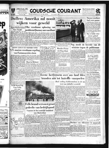 Goudsche Courant 1958-09-26