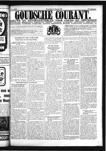Goudsche Courant 1939-01-11