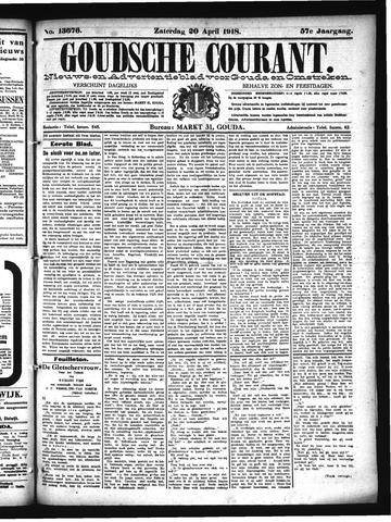 Goudsche Courant 1918-04-20