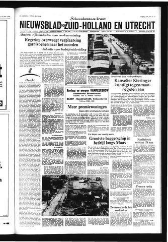 Schoonhovensche Courant 1968-06-14