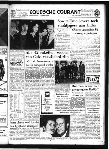 Goudsche Courant 1962-11-12