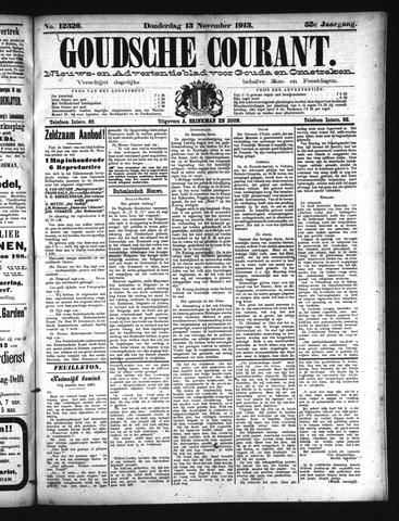 Goudsche Courant 1913-11-13