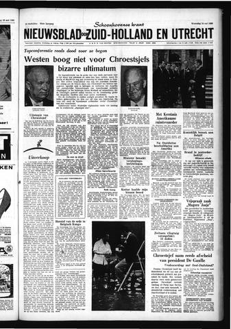 Schoonhovensche Courant 1960-05-18