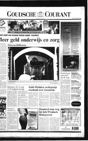 Goudsche Courant 2000-09-20