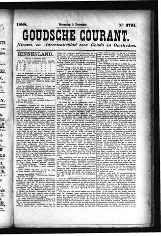 Goudsche Courant 1888-12-05