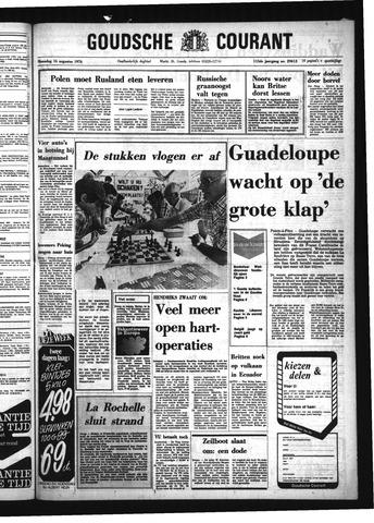 Goudsche Courant 1976-08-16
