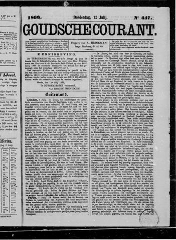 Goudsche Courant 1866-07-12