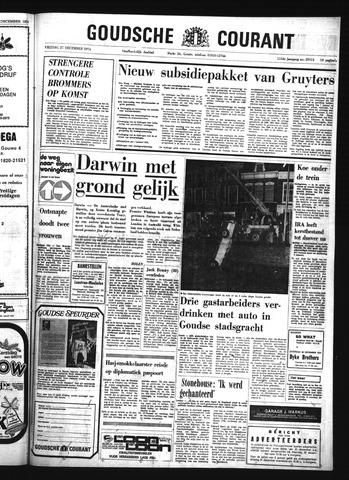 Goudsche Courant 1974-12-27