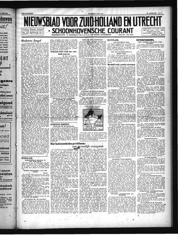 Schoonhovensche Courant 1947-06-09