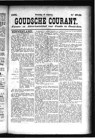 Goudsche Courant 1888-08-29