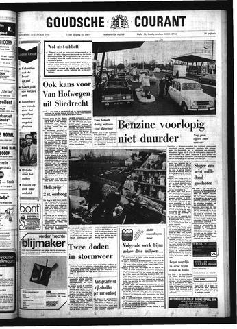 Goudsche Courant 1974-01-12