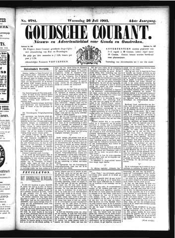 Goudsche Courant 1905-07-26