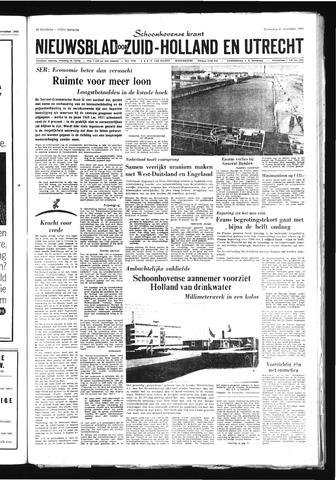 Schoonhovensche Courant 1968-11-27