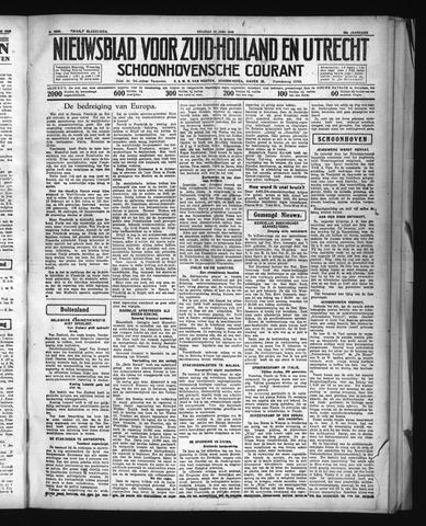Schoonhovensche Courant 1936-06-12