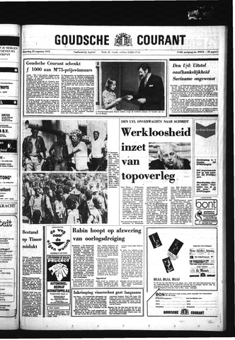 Goudsche Courant 1975-08-23