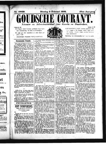 Goudsche Courant 1909-02-02