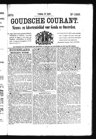Goudsche Courant 1873-04-25