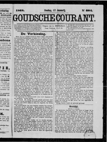 Goudsche Courant 1868-01-12