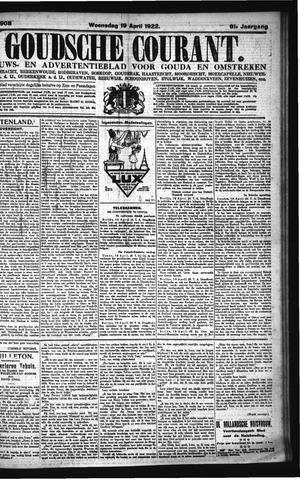 Goudsche Courant 1922-04-19