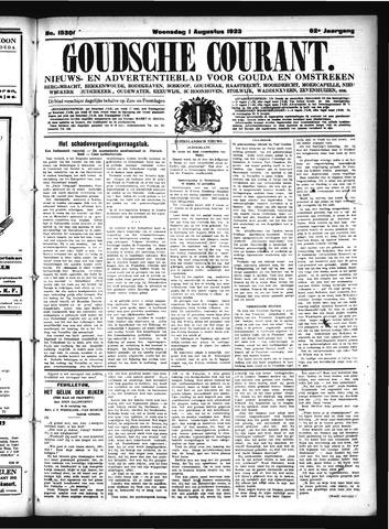 Goudsche Courant 1923-08-01
