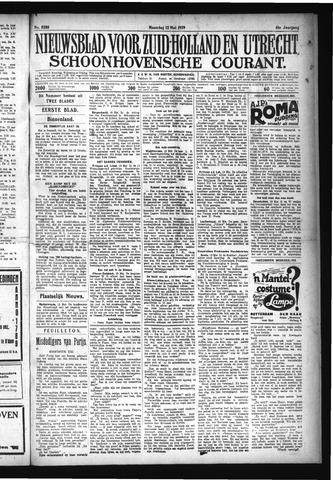Schoonhovensche Courant 1929-05-13