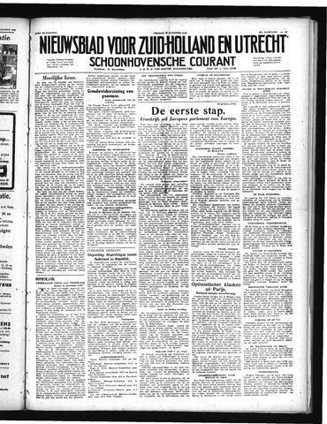 Schoonhovensche Courant 1948-08-20