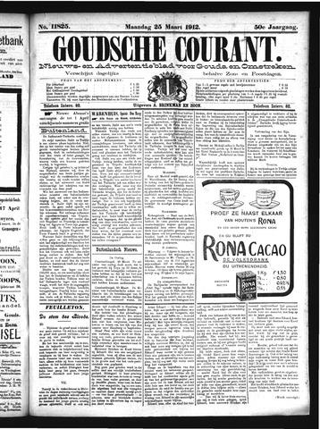 Goudsche Courant 1912-03-25