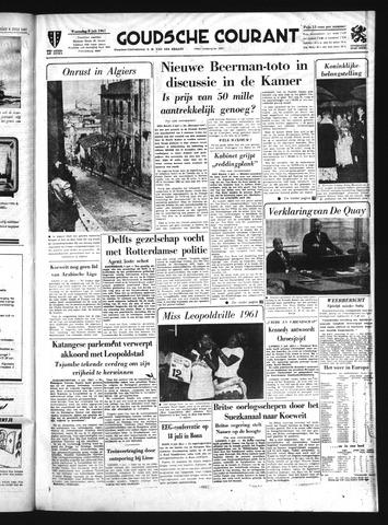 Goudsche Courant 1961-07-05
