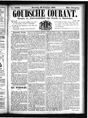 Goudsche Courant 1908-02-29