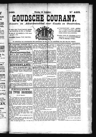 Goudsche Courant 1890-12-30