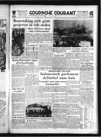 Goudsche Courant 1960-03-07