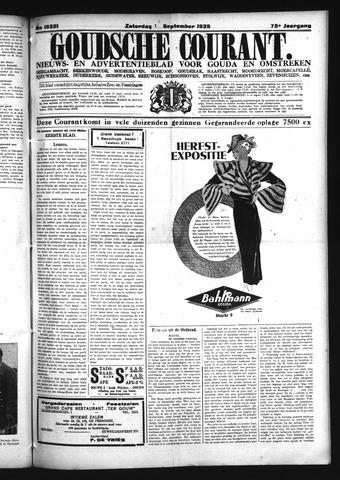Goudsche Courant 1936-09-19