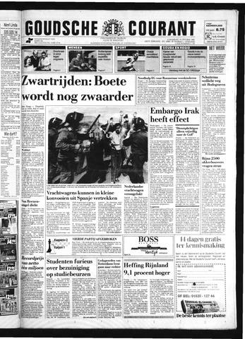 Goudsche Courant 1990-10-18
