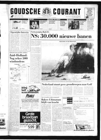 Goudsche Courant 1991-01-08