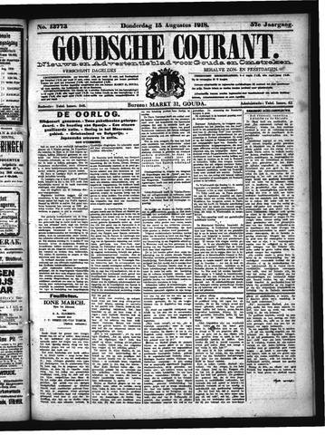 Goudsche Courant 1918-08-15