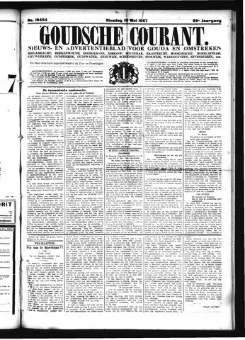 Goudsche Courant 1927-05-10