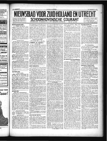 Schoonhovensche Courant 1946-11-25