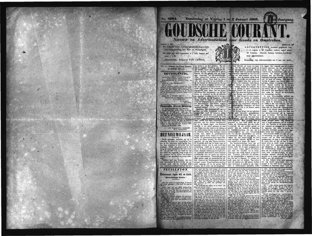 Goudsche Courant 1903