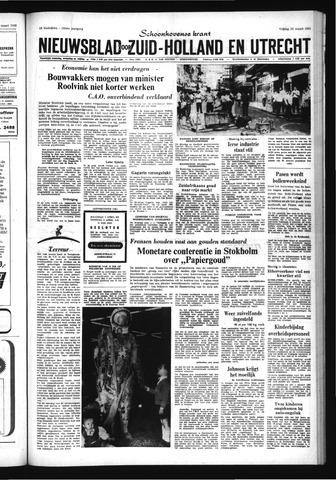 Schoonhovensche Courant 1968-03-29