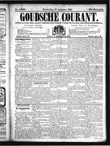 Goudsche Courant 1911-08-17