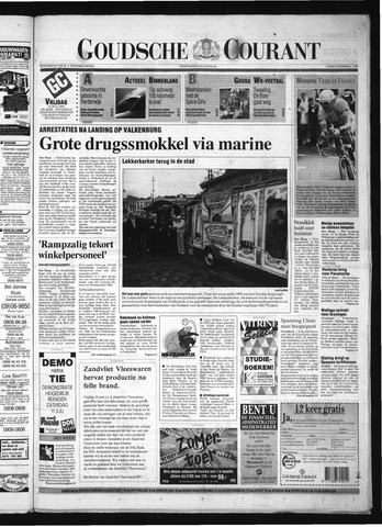 Goudsche Courant 1998-07-10
