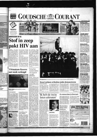 Goudsche Courant 1999-02-15