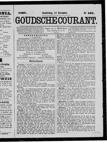 Goudsche Courant 1867-12-12