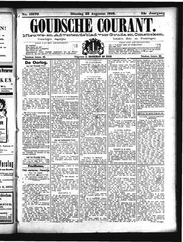 Goudsche Courant 1916-08-22