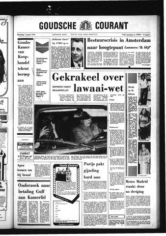 Goudsche Courant 1976-01-07